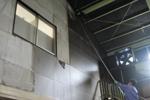 工場内部クリーニング